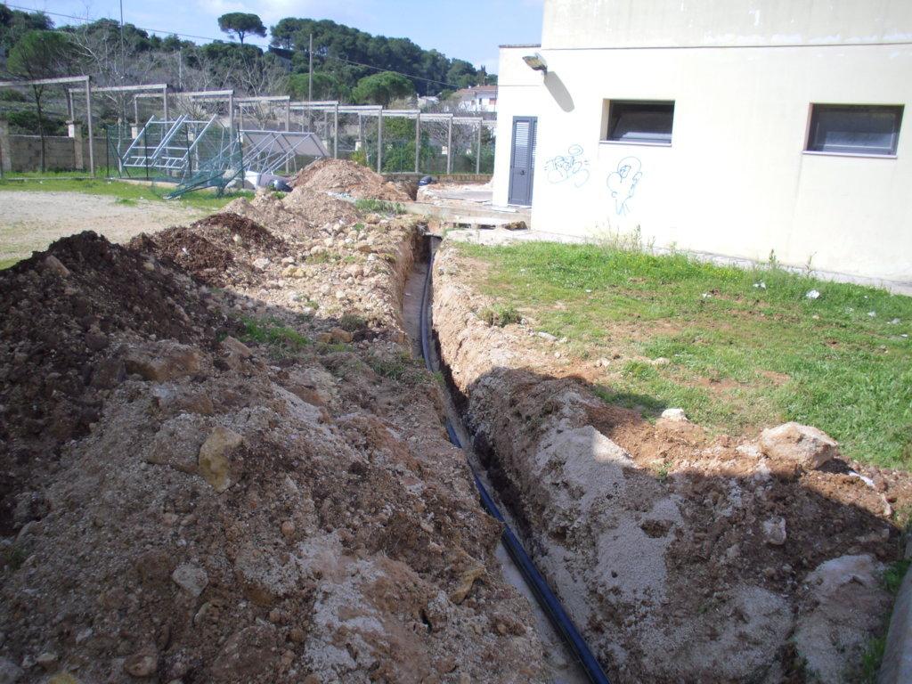 Attivit - Tubo gas interrato ...